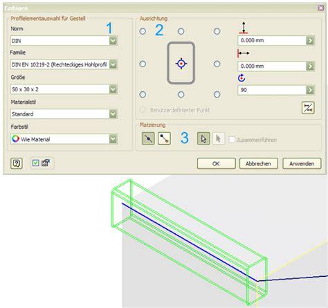 inventor gestell autodesk inventor faq gestell generator die basics html