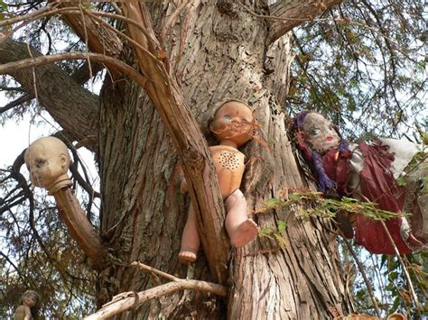 the haunted doll island island of the dolls mexico s creepiest place amusing planet