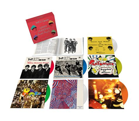Takeaway Website In A Box Sets You Up With Everything You Need To Start An Shop by Beatles Records Released In Limited Coloured