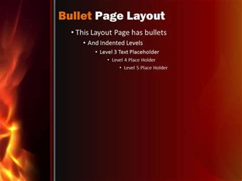 powerpoint templates free download fire fire template powerpoint liquid fire a powerpoint template