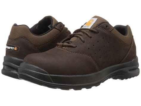 oxford walking shoes carhartt oxford walking shoe brown zappos free
