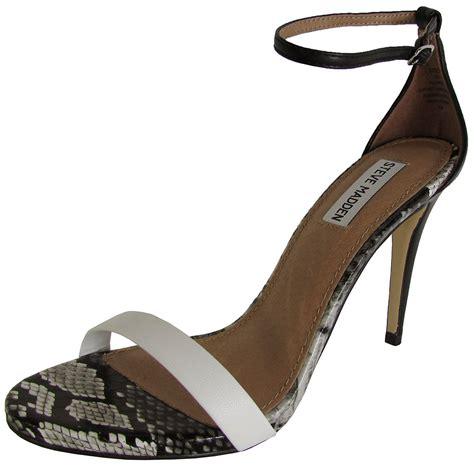 steve madden womens stecy dress sandal shoe ebay