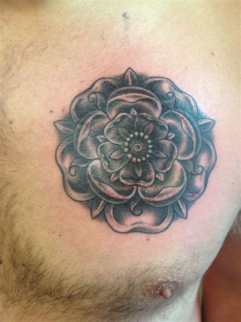 yorkshire rose tattoo designs new next