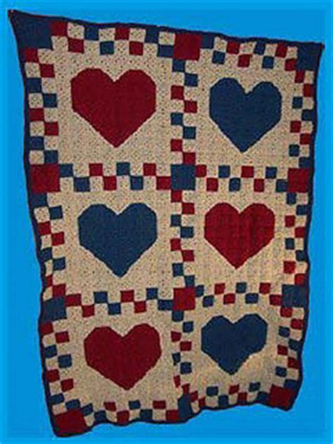ravelry amish baskets crochet quilt pattern by c l halvorson free ravelry country hearts crochet quilt pattern by c l