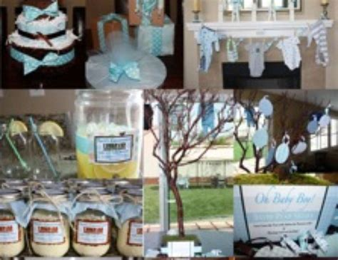 Bbq Baby Shower Decorations by Bbq Baby Shower Quot Tickled Blue Babyq Shower Quot Catch