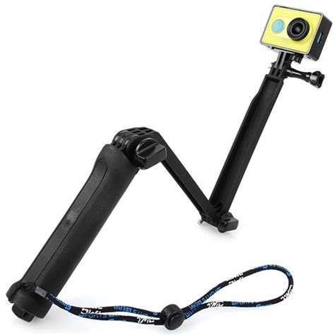 Gopro Xiaomi Yi Di Indonesia jual tmc 3 way foldable extension tripod for xiaomi yi