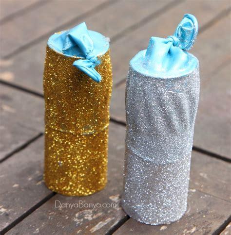Glitter Paper Craft - diy glitter poppers danya banya