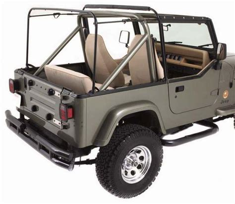 Jeep Wrangler Soft Top Hardware View Larger