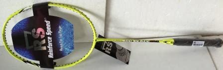 Raket Rs Iso Blade 35 jual perlengkapan olahraga bulutangkis badminton