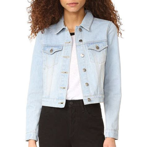 light blue jean jacket womens light denim jackets for pixshark com images