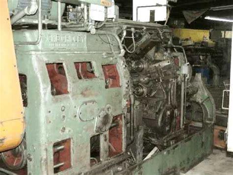 Acme Gridley Machine Acme Gridley 1 5 8 Quot Rb 6 Automatic Machine