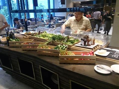 the kitchen table w hotel guangzhou photo de the
