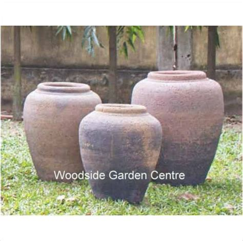 Large Outdoor Planters For Sale by Large Siam Vase Garden Pots Architectural