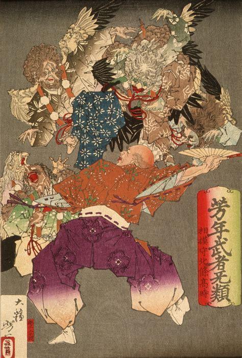 file hojo takatoki lord of sagami warding off tengu with