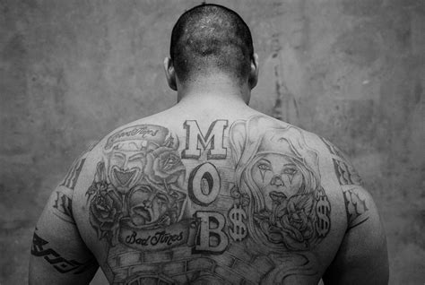 prison tattoo numbers the art and science of prison tattoos the economist