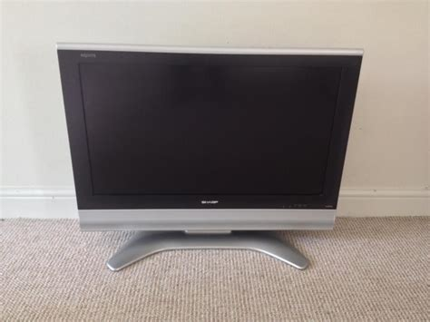 Tv Sharp Aquos 32 Inch Bekas sharp aquos 32 quot tv lc 32p55e in worthing expired friday ad