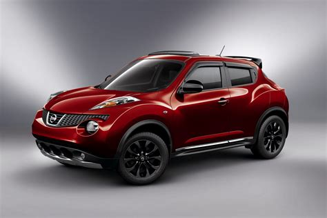 nissan juke 2013 nissan juke gets new midnight edition package