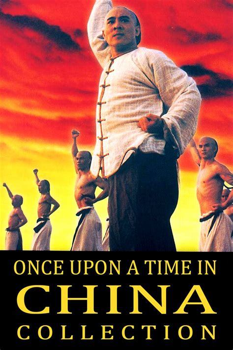 once upon a time collection all from once upon a time in china collection saga are on cine