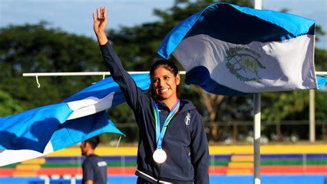 Guatemala Records Participaci 243 N De Guatemala En El Atletismo De Los Juegos Centroamericanos De Managua 2017