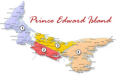 prince edward island map of canada 48 hours on prince edward island where to eat what to see