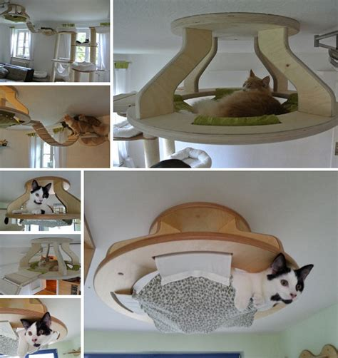 how to make a cat bed modern magazin