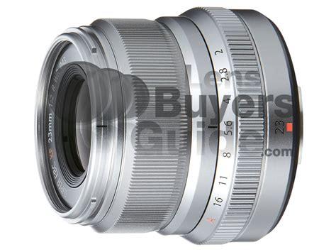 Fujifilm Fujinon Xf 23mm F2 R Wr Lensa Kamera fujifilm fujinon xf 23mm f2 r wr lens reviews specification accessories lensbuyersguide