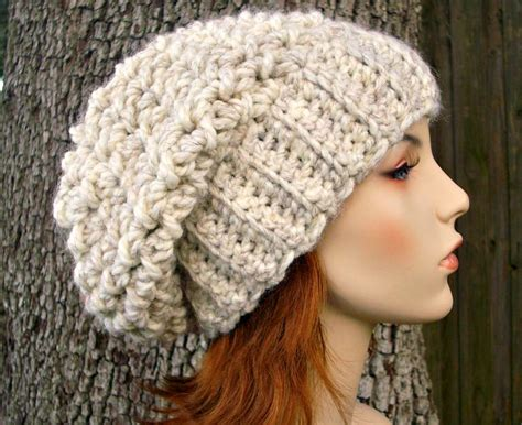 pattern crochet slouchy hat instant download crochet pattern slouchy hat crochet pattern