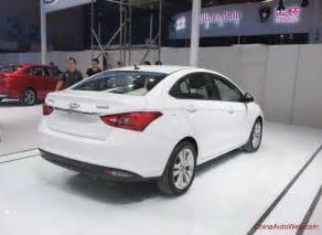 Chery Electric Vehicles China Picture 45787 171 Chery Arrizo5 Chinaautoweb