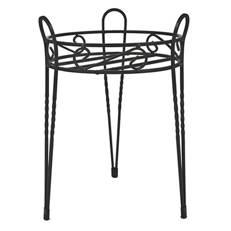 High Quality Kitchen Faucets cobraco 15 in canterbury scroll top metal plant stand