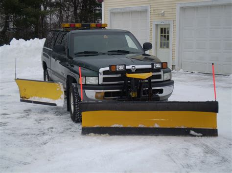 snow plow for truck tennessee dot mack gu713 snow plow trucks modern mack