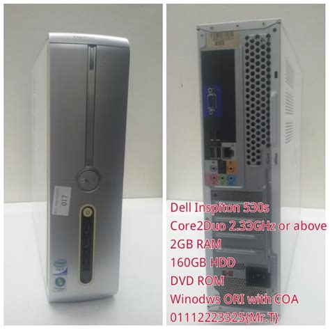 ram for inspiron 530 refurbished dell inspiron 530s desk end 5 17 2016 12 15 pm