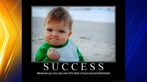 Success Baby Meme - yes success kid meme helps dad get kidney hlntv com
