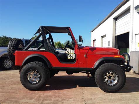 jeep cj laredo 1982 jeep cj5 laredo