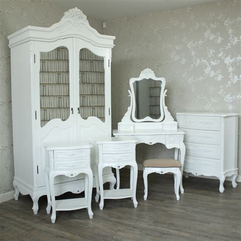 white bedroom dressing table white wooden bedroom set dressing table wardrobe drawers