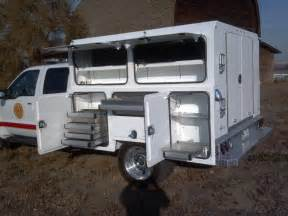 Truck Canopy by Custom Aluminum Response Truck Canopy Bed