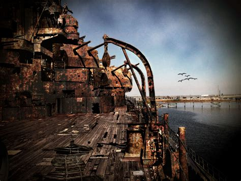 ship graveyard wow photoshop contests win real prizes photoshop tutorials