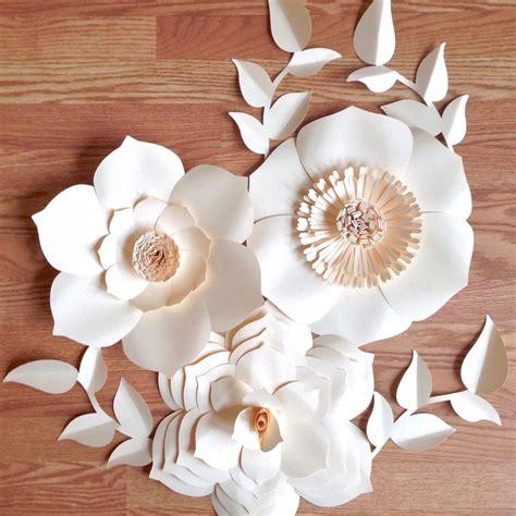paper flowers paper flower backdrop paper flowers wedding