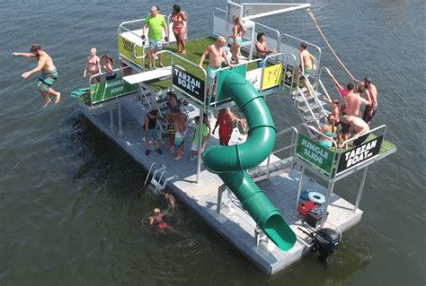 tarzan boat lake martin big bear ca summertime things to do the tarzan boat a