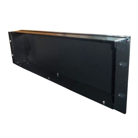 19 Inch Rack Mount Chassis by 4u 19 Inch Rack Mount 50mm Non Vented Enclosure Chassis Allmetalparts