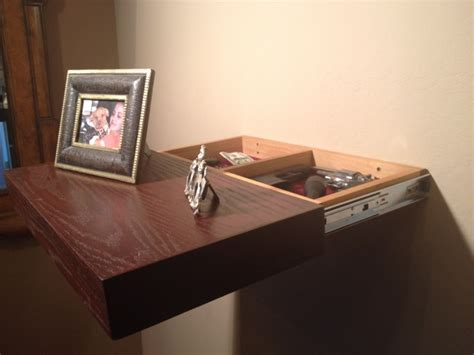secret compartment in shelf stashvault