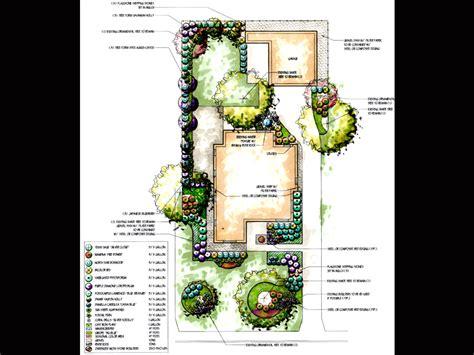 Landscape Design Rendering Services Hdg Landscape Design Property Landscape