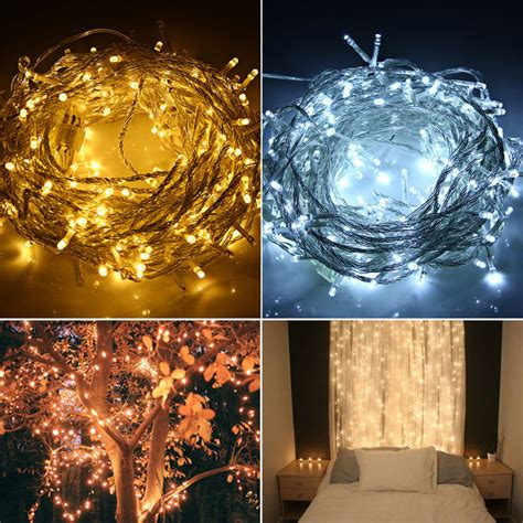 200 1000 led fairy string light wedding festival party