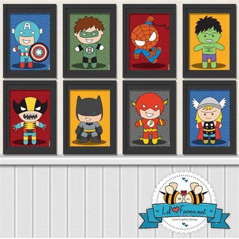 printable superhero poster superhero digital art prints printable art superhero