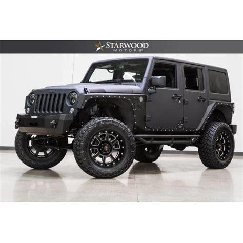 starwood motors starwood motors 2017 jeep wrangler unlimited sport