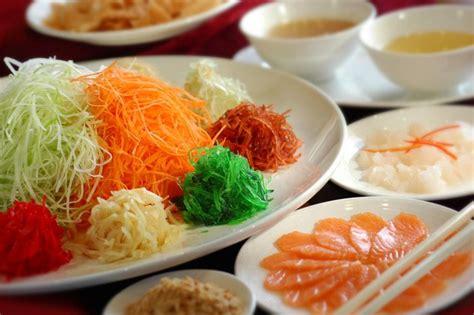 new year singapore salad celebrating new year with take away yu sheng goodies