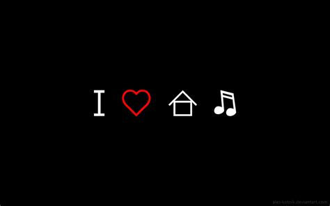 i love house music tattoo i love house music by ales kotnik on deviantart