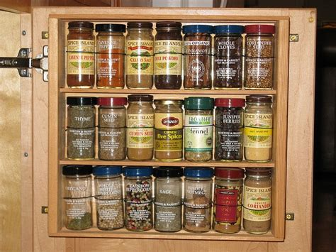 Inside Door Spice Rack spice rack inside cupboard door durham