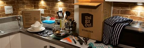 Student Kitchen Essentials Pack by Student Accommodation In Plymouth Host