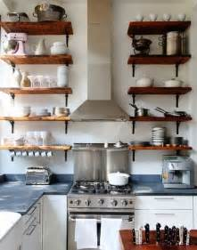 Kitchen Open Shelving by Open Shelving In The Kitchen The Great Debate Home