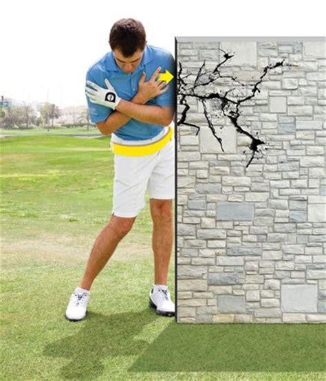 joe dante golf swing hitting against a firm left side the secret to generating